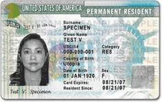 Apply for a Green Card. The US Green Card, also known as the permanent resident card, gives the holder permanent residence in the United States. Green Card holders can legally live and work in the United States. They can also travel in and out of the country more freely. The US Green Card is the first step toward US citizenship as one must generally secure a Green Card before applying for naturalization.