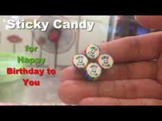 "#59 Sticky Candy - How to make ""HBD to YOU"" ❤❤❤ 😘😊😉 Sticky Candy Processe Sticky Candy, Make Happy, Hard Candy, Happy Birthday, Recipes, Happy Brithday, Urari La Multi Ani, Happy Birthday Funny"