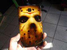 Tapa celular Jason viernes 13
