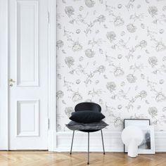 Sandberg wallpaper. DO&CO specialisten in maatwerk, verf, stof, behang.
