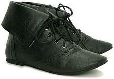 80s Pixie Boots