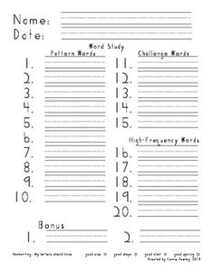 Build Reading STAMINA Mini-Posters (black, white, and gray