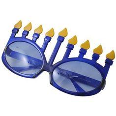 Menorah Glasses ?  #awesome #thanksgivvukah