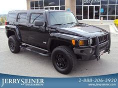 2007 H3 #HUMMER LOW MILES 13,486