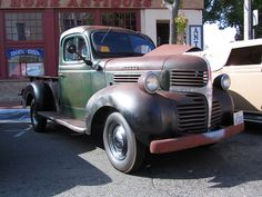 1947 dodge pickup | Dodge Pickup Truck - 1947 | Flickr - Photo Sharing!