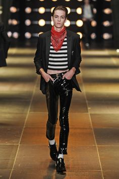 Waists High for Saint Laurent Spring Summer 2014 Saint Laurent 2014, Yves Saint Laurent, Elvis Presley Songs, Girls Showing Off, Teddy Boys, High End Fashion, Our Lady, Men's Collection, Streetwear Fashion