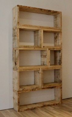 more rustic shelving i would do random pieces in bright colors #livingroomideasrustic