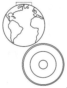 Blog Educação e Transformação: 👍Camadas da terra interativa Preschool Themes, Science Activities, Science Projects, Colegio Ideas, Earth Science Lessons, Earth Layers, Working Wall, Beachbody Blog, Learning Stations