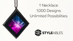 io GmbH is raising funds for Styleables: The Fully Customizable Future of Accessories on Kickstarter! Make A new kind of fashion-forward wearable tech Up Styles, Fashion, Moda, Fashion Styles, Fashion Illustrations, Fashion Models