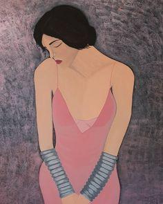 Fertig. Terminat. Finito. Finished. 👩🎨👩🎨👩🎨 #artist #artistsoninstagram #acrylics #acrylicpainting #artwork #canvaspainting #canvasart… Disney Characters, Fictional Characters, Blue Horse, V Neck, Acrylic Paintings, Disney Princess, Abstract, Canvas, Acrylics