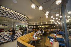 Mailbox New Gourmet Burger Kitchen Restaurant. Open March 2015