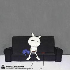 Where's my Valentine? #tuzki #youtube #valentine Subscribe now at http://www.youtube.com/clubtuzki