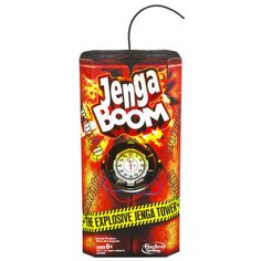 Jenga Boom Review & Giveaway (ends 2/25)