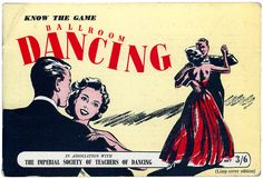 know the game... ballroom dancing