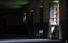 Manicomio di R abandoned asylum イタリアの精神病院の廃墟