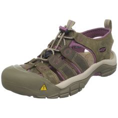 $77.46-$100.00 Keen Women's Newport Sandal,Coriander/Grape Nectar,6.5 M US - The Keen Newport Sandal all started with a simple design challenge: a sandal that can protect your toes, uniting the opposing elements of the beach and mountain and protection and freedom, simple and creative makes for the best complete sandal ever. Keen developed the Newport Sandals in the sailing Mecca that is Rhode Isl ...