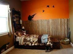 1000 images about boys bedrooms on pinterest camo for Boys camouflage bedroom ideas