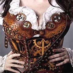 Really amazing work on this ...  Steampunk Clothing & Fashion