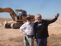 Coober Pedy: http://www.cooberpedy.sa.gov.au/tourism