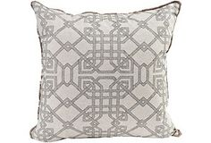 Arbor Stone Pillow from Kendall Wilkinson