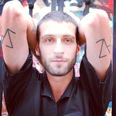 #tattoo #man