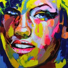 Françoise Nielly - UNTITLED 684, 2012.