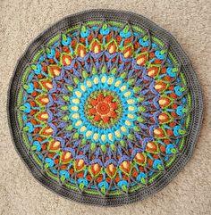 Spanish Mandala: Create Your Own Sun! | LillaBjörn's Crochet World