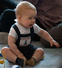 The style of the young prince has inspired many parents hoping to emulate William and Kate