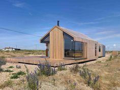 Pobble House w Dungeness / Guy Hollaway Architects – nowoczesna STODOŁA | najlepsze PROJEKTY