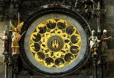 Relógio Astronómico - Praga.