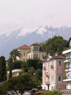 Ticino, Switzerland, where Italian is the official language.