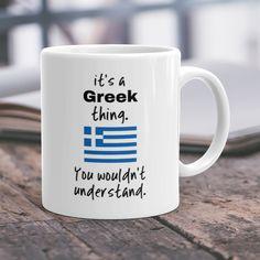 Greece Mug Greece Coffee Mug Greece Cup Greece Coffee Cup Greek Gift Greek Mug Greece Flag Greek Flag Greek Coffee Mug Greek Coffee Cup by DesignNovelties on Etsy