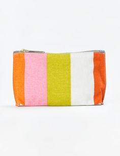 Canvas Pouch AV101 Handbags, Clutches & Wallets at Boden