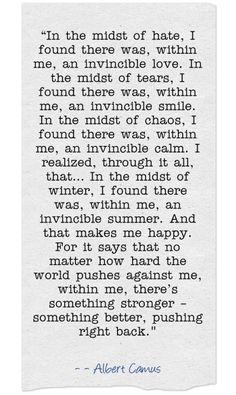 audreylovesparis: - Albert Camus