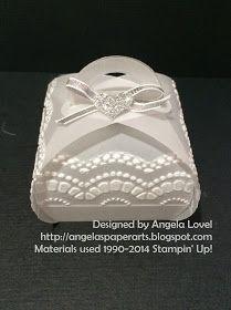 Angela's PaperArts: Stampin' Up! Curvy Keepsake Box