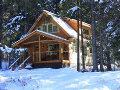 Where: Kootenay, British Columbia, Canada Sleeps: 6 people Cost per night: Rates may vary   - CountryLiving.com