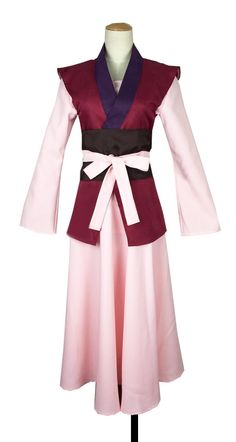 Dreamcosplay Anime Akatsuki No Yona Yona Battle Dress Cosplay Costume >>> Be sure to check out this awesome product.