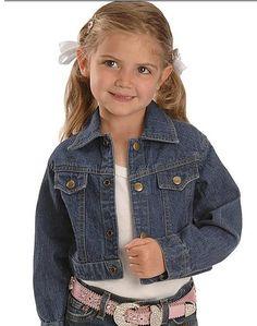 kids denim - love the belt