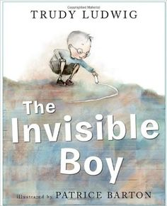 "Teach kids about bullying and showing empathy with ""The Invisible Boy"" read-aloud."
