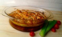 Swojska kuchnia: Piersi z kurczaka pod majonezową pierzynką