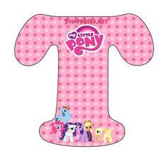 My Little Pony Cumpleaños, Fiesta Little Pony, My Little Pony Birthday, Little Poney, Fluttershy, Mlp, Heart Wallpaper, Party Banners, Decoden