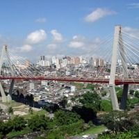 The Viaduct Bridge between Pereira and Dosquebradas, Colombia World Cities, Countries Of The World, Places To See, Places Ive Been, Travel For A Year, British Overseas Territories, Colombia South America, Central America, San Francisco Skyline