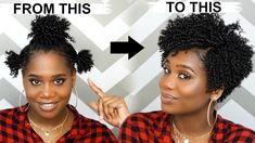 How To Do a Braid-Out on Tapered Natural Hair [Video] - Black Hair Information Braid Out Natural Hair, Tapered Natural Hair, Long Natural Hair, Pelo Natural, Long Hair, Short Hair Twist Styles, Twist Out Styles, Curly Hair Styles, Natural Hair Styles
