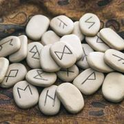 The Vikings came from Northern Europe, an area that is now Norway, Sweden and Denmark. The Viking alphabet, known as the Futhark, is composed of 16 sound symbols known as runes. Norse Runes, Viking Runes, Norse Mythology, Ancient Runes, Ancient Myths, Viking Symbols, Rune Casting, Viking Party, Medieval Party
