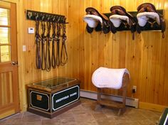 King Barns Equestrian Interior Stable Facilities