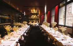 Featured Wedding Provider: La Rosa The Strand Arcade specialising in Reception Venues in the Sydney regions. Wedding Receptions, Arcade, Table Settings, Table Decorations, Modern, Furniture, Home Decor, Trendy Tree, Decoration Home