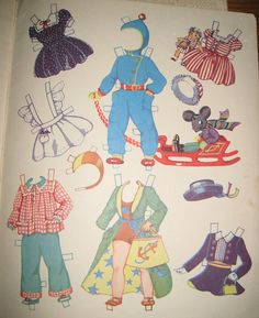 Suzie Sweet Clothes  by Pennelainer, via Flickr