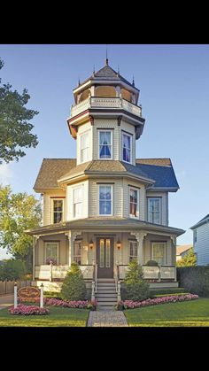 The Tower Cottage, a N.J. Bed and Breakfast, is a meticulously restored Queen Anne Victorian Inn originally built in l883.