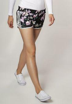 adidas Originals - ORCHID - Shorts - Zwart