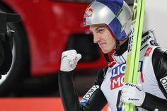 Gregor Schlierenzauer Falun WM Silber